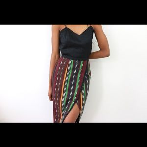 The Visionary- Flap Skirt